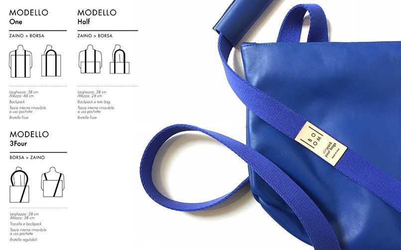 boom bag di alessandra botto