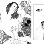 Disegni erotici: intervista esclusiva all'artista Apollonia Saintclair