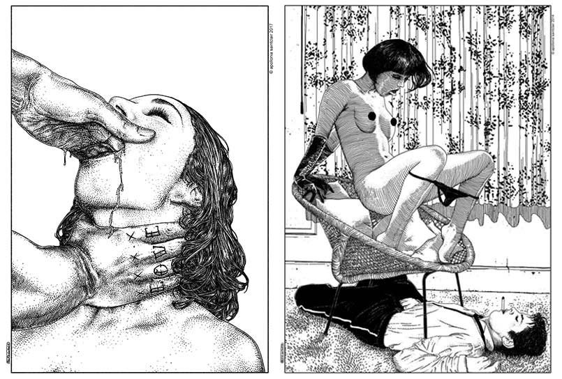 disegni-erotici apollonia saintclair