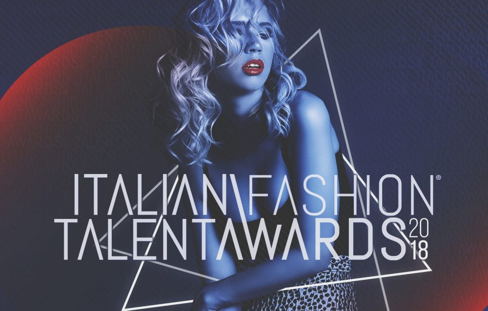 italian fashion talent awards 2018 concorso
