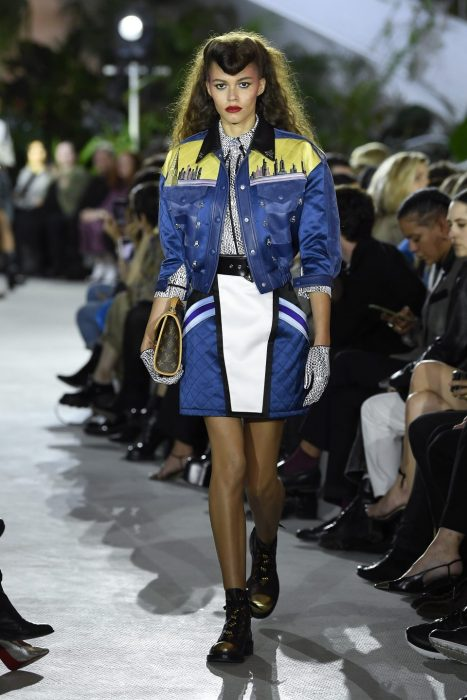 louis vuitton 2020 sfilata foto